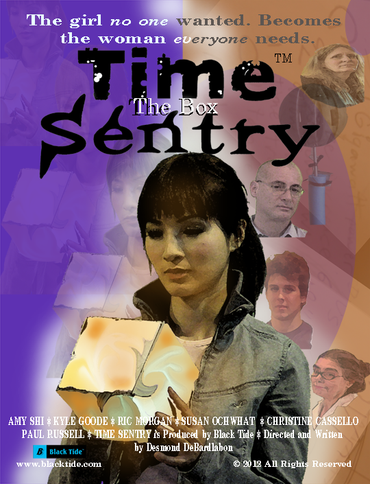 Time Sentry Poster